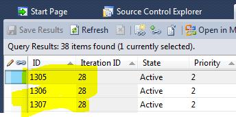 Como borrar Requirimientos de TFS / delete requirements in TFS