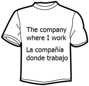 Wear the Shirt
