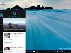 Cortana in Action