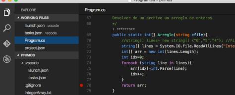 Code: ReadAllLines